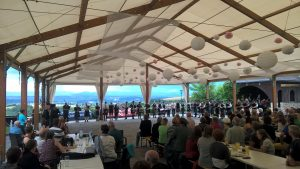 Massed Bands from beginners to professionals