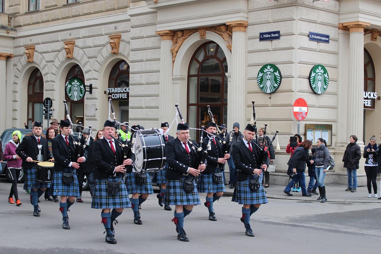 St Patrick's Day Parade 2015