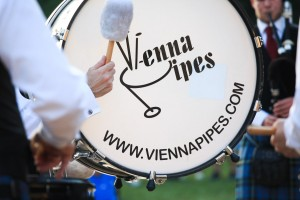 Vienna Pipes at St. Patrick's Day Parade 2020 @ Schottenkirche