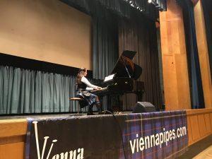 Vienna Pipes and Drums Burns Abend 2020 @ Pfarrsaal, Pfarre St. Florian