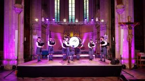 Vienna Pipes and Drums Burns Abend 2020 @ Pfarrsaal, Pfarre St. Florian